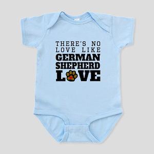 German Shepherd Love Body Suit