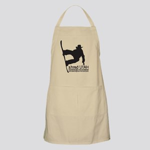 Utah Snowboarding Light Apron
