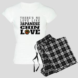 Japanese Chin Love Pajamas