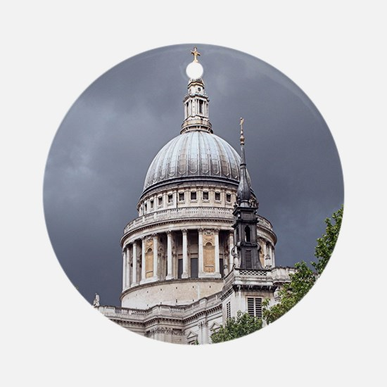 St Paul's Cathedral, London Round Ornament