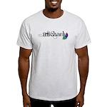 Michael Script + Feather Light T-Shirt