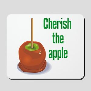 Candy Apple Mousepad