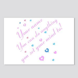 CAN DO Inspirational Saying Postcards (Package of