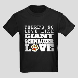 Giant Schnauzer Love T-Shirt