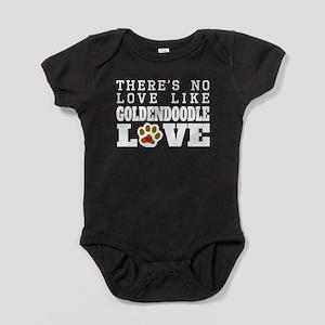 Goldendoodle Love Baby Bodysuit