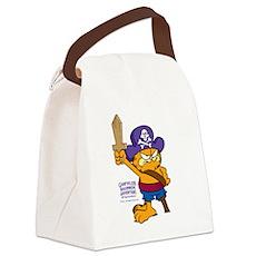 Orangebeard the Pi... Canvas Lunch Bag