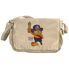 Orangebeard the Pi... Messenger Bag