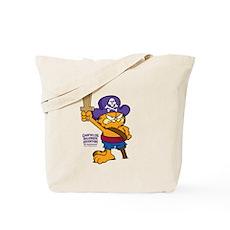 Orangebeard the Pi... Tote Bag