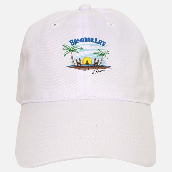 J Rowe Sandbar Life Cap