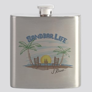 J Rowe Sandbar Life Flask