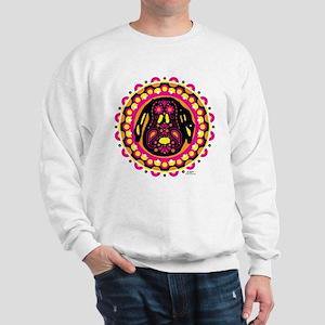 Peanuts Snoopy Circle Sweatshirt