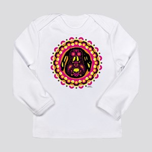 Peanuts Snoopy Circle Long Sleeve Infant T-Shirt