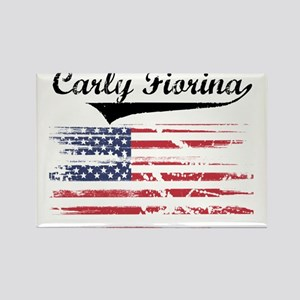 Carly Fiorina Flag Magnets