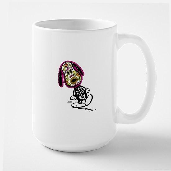 Day of the Dog Snoopy Large Mug