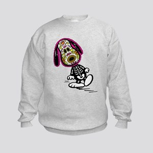 Day of the Dog Snoopy Kids Sweatshirt