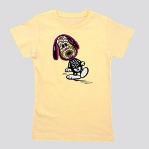 Day of the Dog Snoopy Girl's Tee