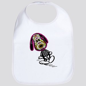 Day of the Dog Snoopy Bib