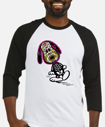 Day of the Dog Snoopy Baseball Jersey