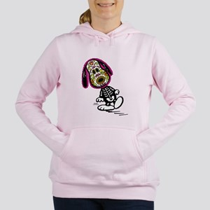 Day of the Dog Snoopy Women's Hooded Sweatshirt