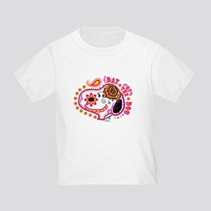 Day of the Dog Snoopy Face Toddler T-Shirt
