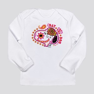 Day of the Dog Snoopy F Long Sleeve Infant T-Shirt
