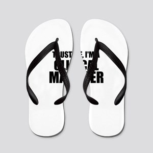 Trust Me, I'm A Clinical Manager Flip Flops