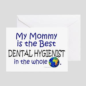 Best Dental Hygienist In The World (Mommy) Greetin