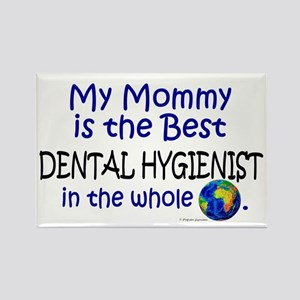 Best Dental Hygienist In The World (Mommy) Rectang