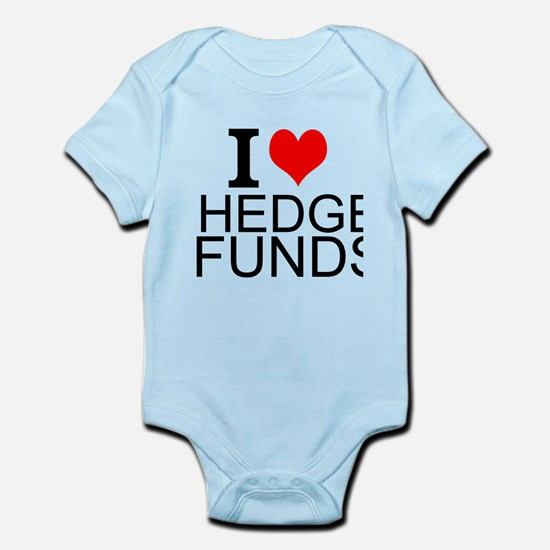 I Love Hedge Funds Body Suit
