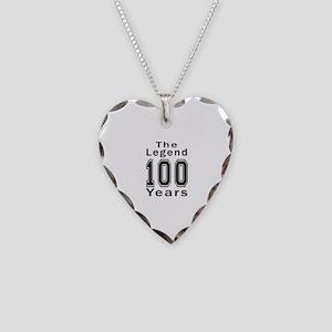 100 Legend Birthday Designs Necklace Heart Charm