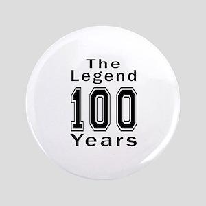 100 Legend Birthday Designs Button