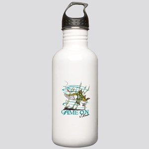 J Rowe Snook - Game On Stainless Water Bottle 1.0L