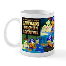 Garfield's Halloween Adventure Mugs