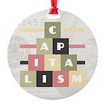 Capitalism Ornament