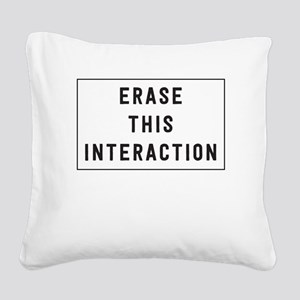 Erase this interaction robot command Square Canvas