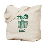 Trash Can Tote Bag