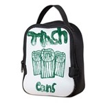 Trash Can Neoprene Lunch Bag