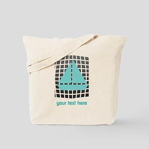 Cool Nautical Sailor Tote Bag