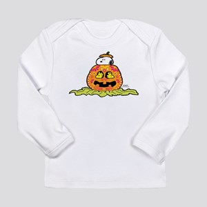 Day of the Dead Snoopy Long Sleeve Infant T-Shirt