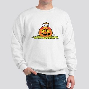 Day of the Dead Snoopy Pumpkin Sweatshirt