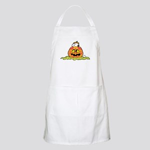 Day of the Dead Snoopy Pumpkin Apron