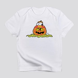 Day of the Dead Snoopy Pumpkin Infant T-Shirt