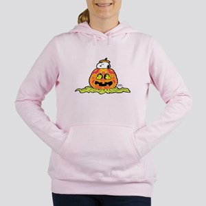 Day of the Dead Snoopy P Women's Hooded Sweatshirt
