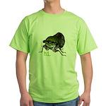 Cicada hi. Green T-Shirt