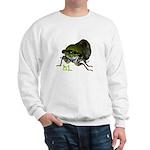 Cicada hi. Sweatshirt