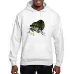 Cicada hi. Hooded Sweatshirt