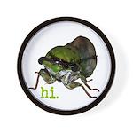 Cicada hi. Wall Clock