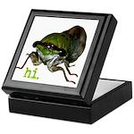 Cicada hi. Keepsake Box