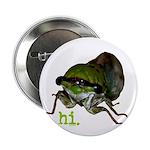 """Cicada hi. 2.25"""" Button"""