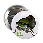 "Cicada hi. 2.25"" Button (10 pack)"